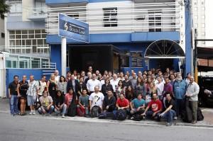 Participantes del CLAEM 2015