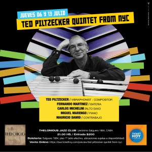 Ted Piltzecker Quintet From NYC