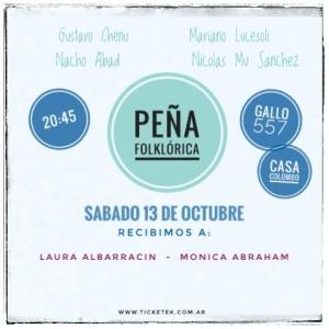 Peña Folklorica